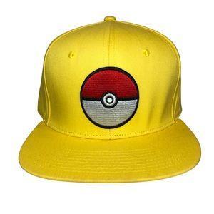 NWT Pokémon Yellow Baseball Cap